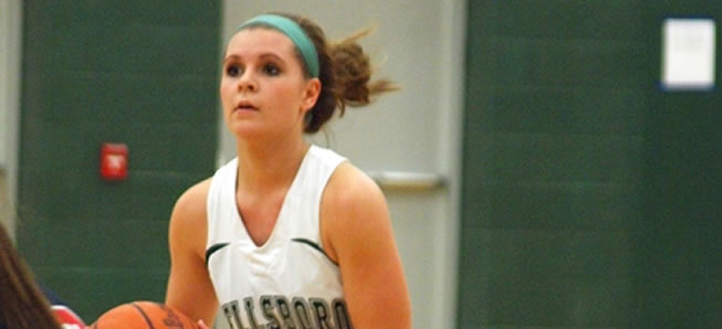 Lady Hornets blown out against Athens.