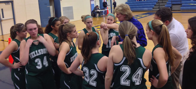 Lady Hornets season comes to an end by Mt Carmel
