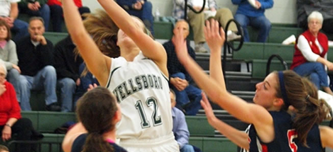 Lady Hornets fall to NEB