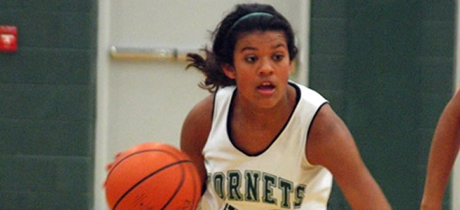 Lady Hornets top Troy
