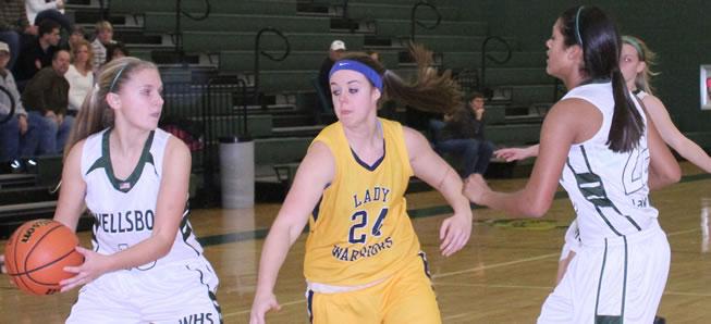 Lady Hornets crush Williamson, 74-26