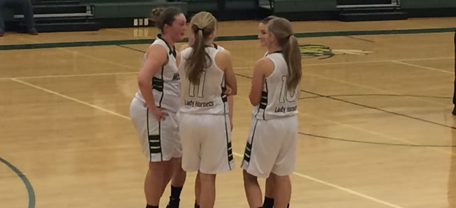 Lady Hornets top Williamson, 47-33