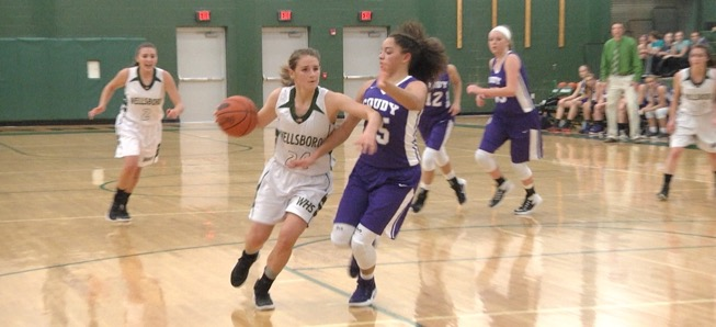 Coudersport comes from behind to down Wellsboro