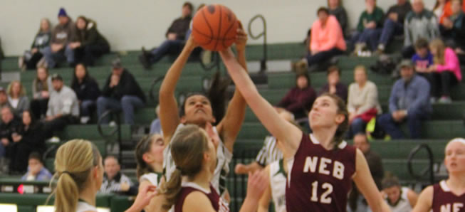 Lady Hornets win 10th game of season