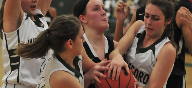 Lady Hornets knock off Athens in overtime