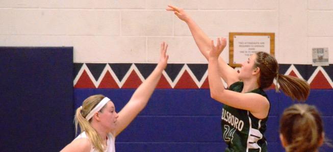Lady Hornets upset Sayre in NTL Showdown semis