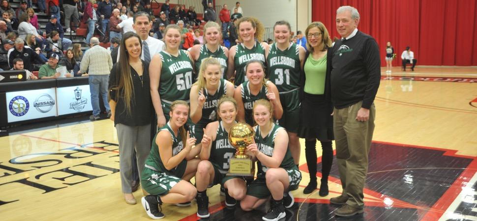 Lady Hornets win NTL Showdown