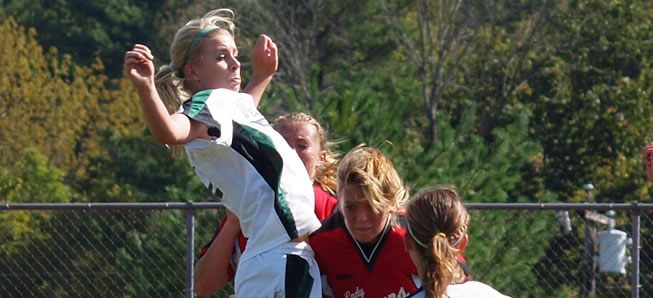 Girls soccer falls to Southern Columbia