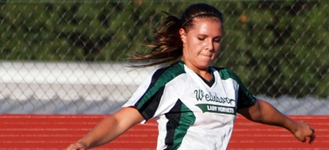 Girls soccer falls to Troy