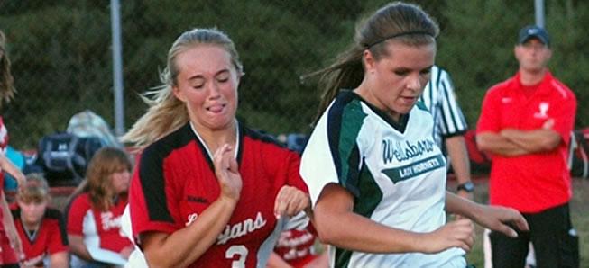 Girls soccer downs Williamson, 5-1