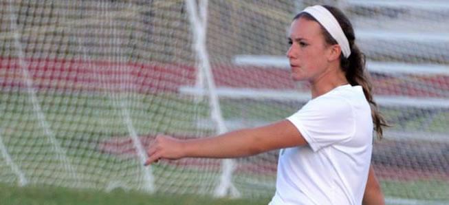 Lady Hornet soccer tops NEB in OT