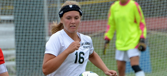 Girls Soccer shut out by Athens