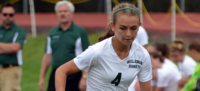 Lady Hornet Soccer tops Williamson, 4-0