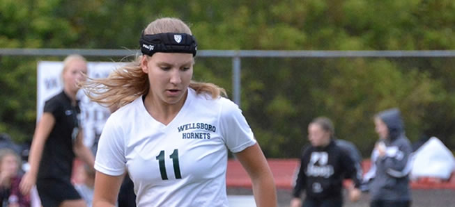 Lady Hornets shutout Mansfield 7-0