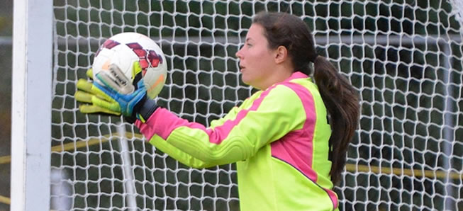 Girls Soccer tops NEB 3-2 in 2OT
