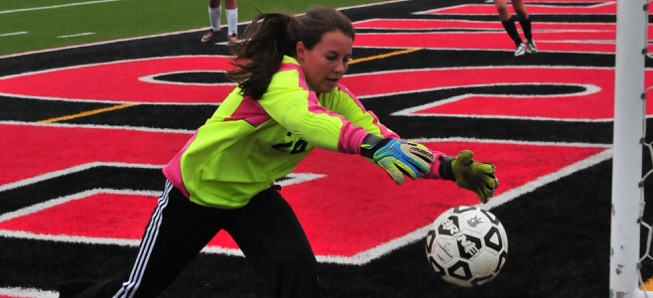 Lady Hornets fall to Athens, 1-0