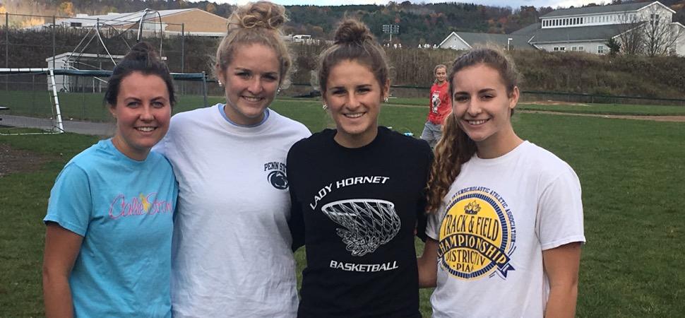 4 Lady Hornets named to NTL All-Star Soccer team
