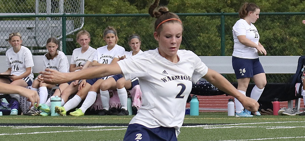Lady Hornets suffer 2-0 loss to Williamson