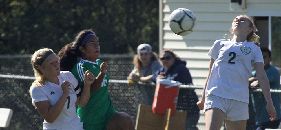 Lady Hornets fall to Wyalusing, 2-0