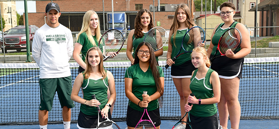 Wellsboro Girls Tennis