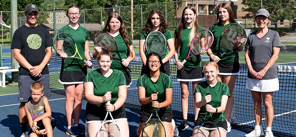 Wellsboro Girls Tennis