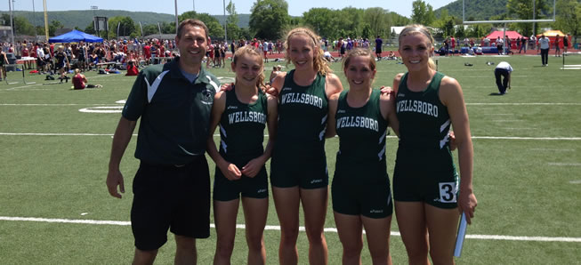 Hornets send 7 to state track meet