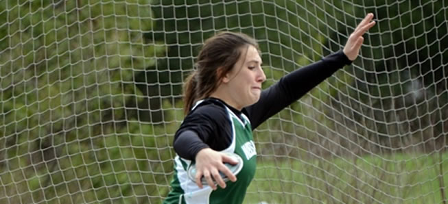 Girls track claims NTL title