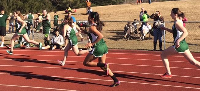 Girls track tops Wyalusing, 118-32