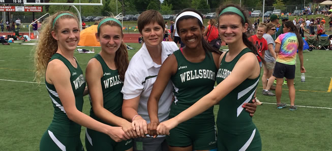 Four Lady Hornets qualify for states