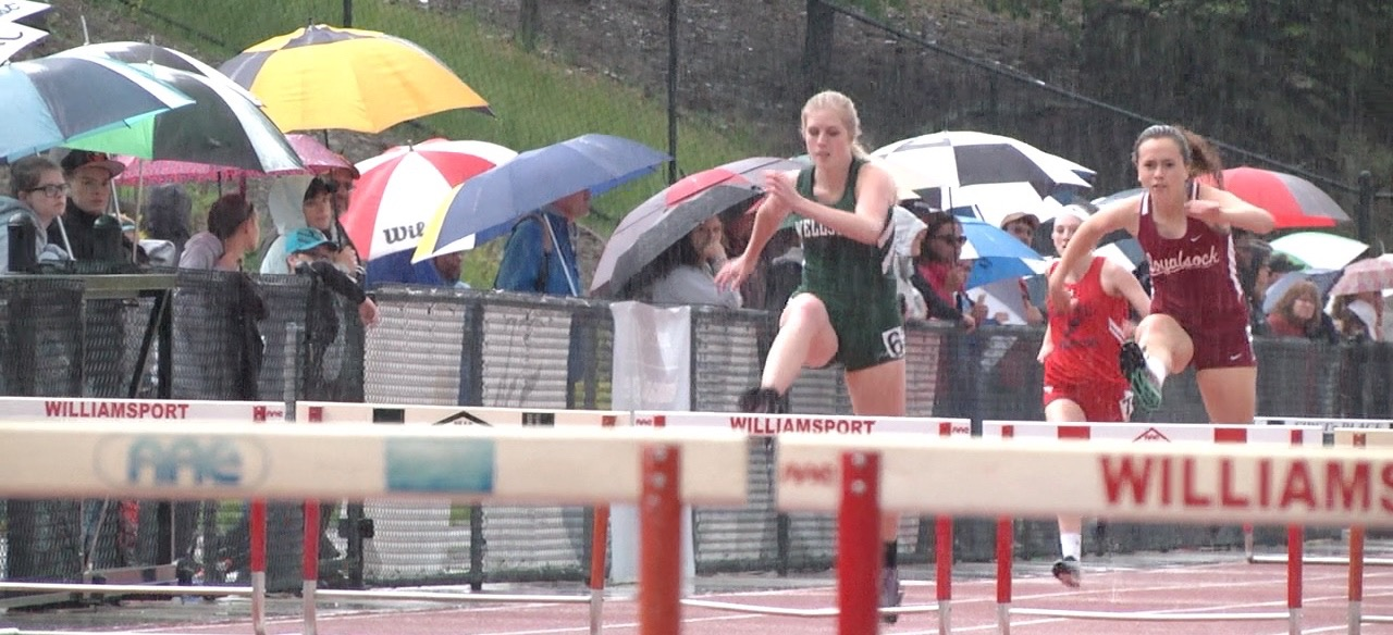 Hornets end track season at District IV Championships