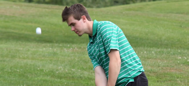Kendrick named to NTL Golf All-Star first team.