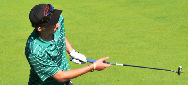 Hornet Golfers 3rd at Shepard Hills.