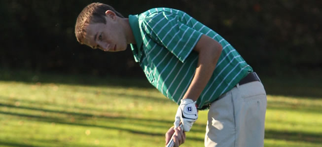 Hornet Golfers third at Tomasso's Country Club.