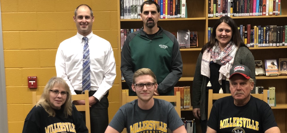 Barnett signs with Millersville