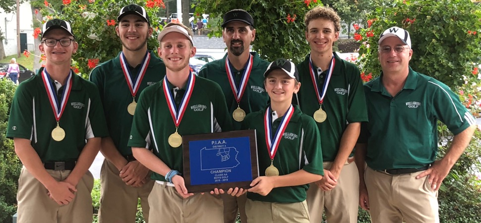 Hornets capture District 4 golf championship