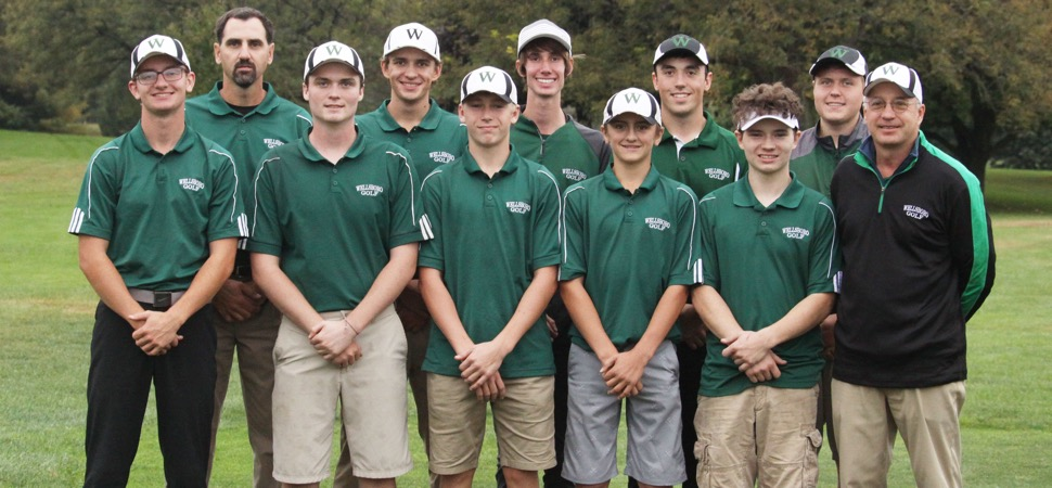 Hornet Golfers finish undefeated in NTL play
