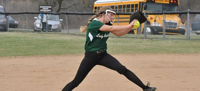 Lady Hornets shut out Liberty, 13-0