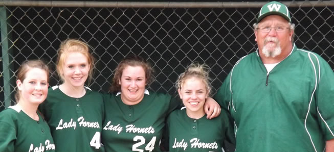 Lady Hornets top South Williamsport on Senior Night