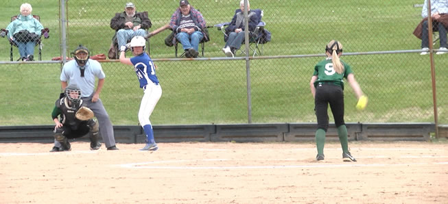 Lady Hornets beat South Williamsport in playoffs