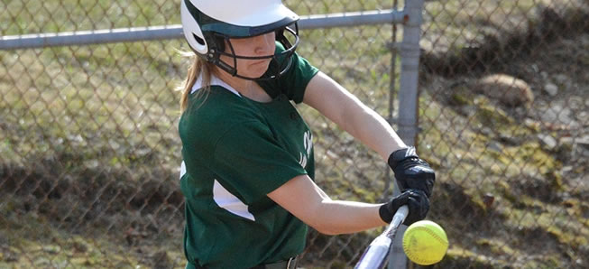 Ingerick homers to give Lady Hornets win over Williamson
