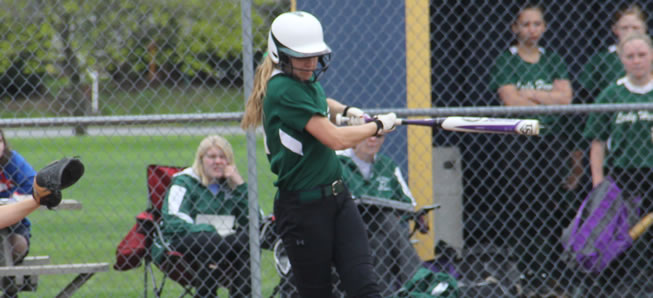 Ingerick becomes softball's all-time hits leader