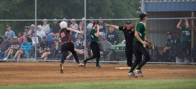 Milton tops Lady Hornets on 7th inning walk-off