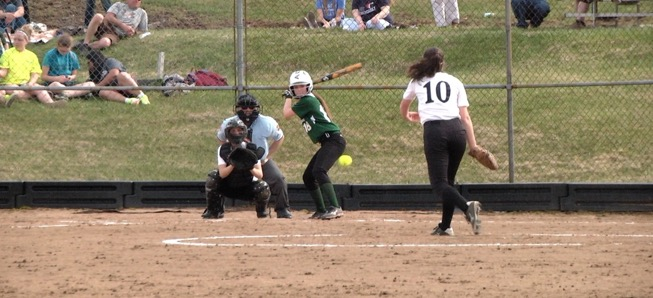 Big second inning lifts Lady Hornets past Athens