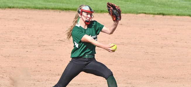 Yungwirth named to All-State softball team.