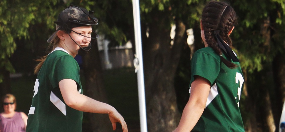 Lady Hornets rally to top Troy, 9-4