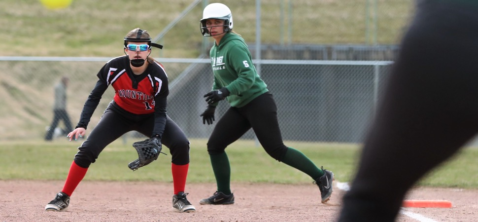 Lady Mounties top Wellsboro 10-3 on Heater Grand Slam