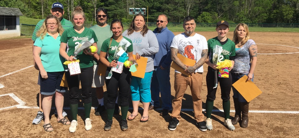 Lady Hornets beat Troy 5-2 on Senior Day.