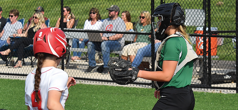 Lady Hornets fall to 4th seeded Bloomsburg