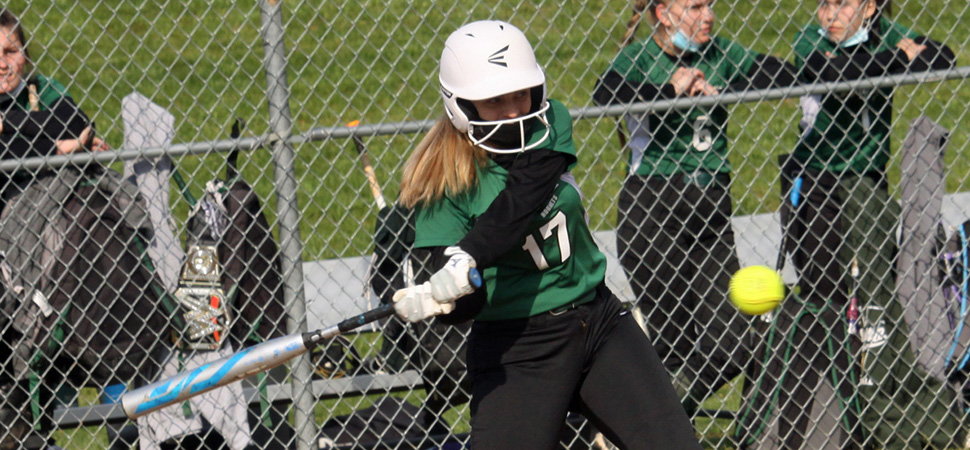 Lady Hornets fall to Wyalusing on walk-off home run.
