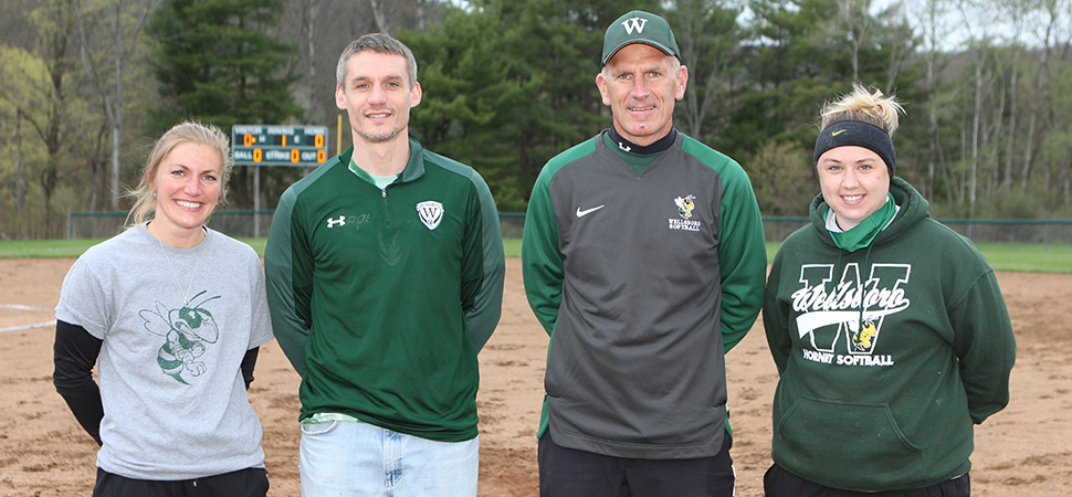 2021 Wellsboro Softball Coaching Staff